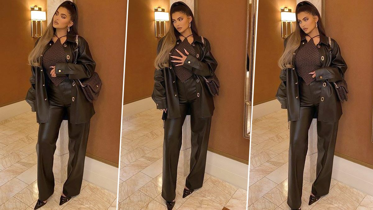 Kylie Jenner Exuding all the Bawsy Vibes in Her New Fashion Outing - View Pics