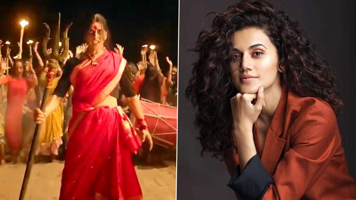 Laxmmi Bomb: Taapsee Pannu Expresses Disappointment on Akshay Kumar Film Not Releasing in Theatres, Khiladi Replies 'The Show Must Go On'