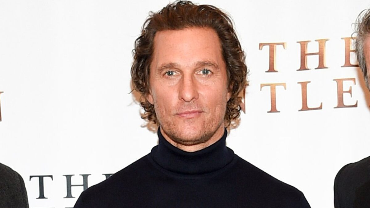 Matthew McConaughey Reveals He Was Sexually Abused Several Times as a Teen
