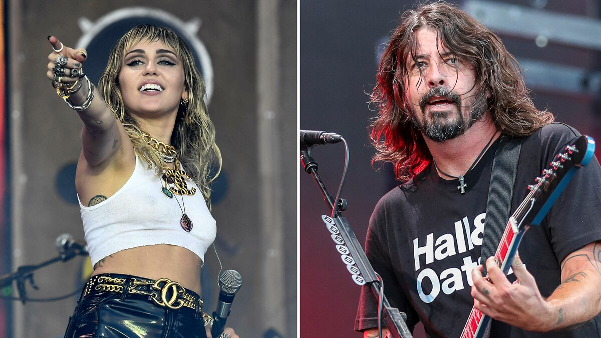 Miley Cyrus, Foo Fighters, Demi Lovato, The Lumineers, Marshmello and More Perform Live at the Virtual 'Save Our Stages Fest'