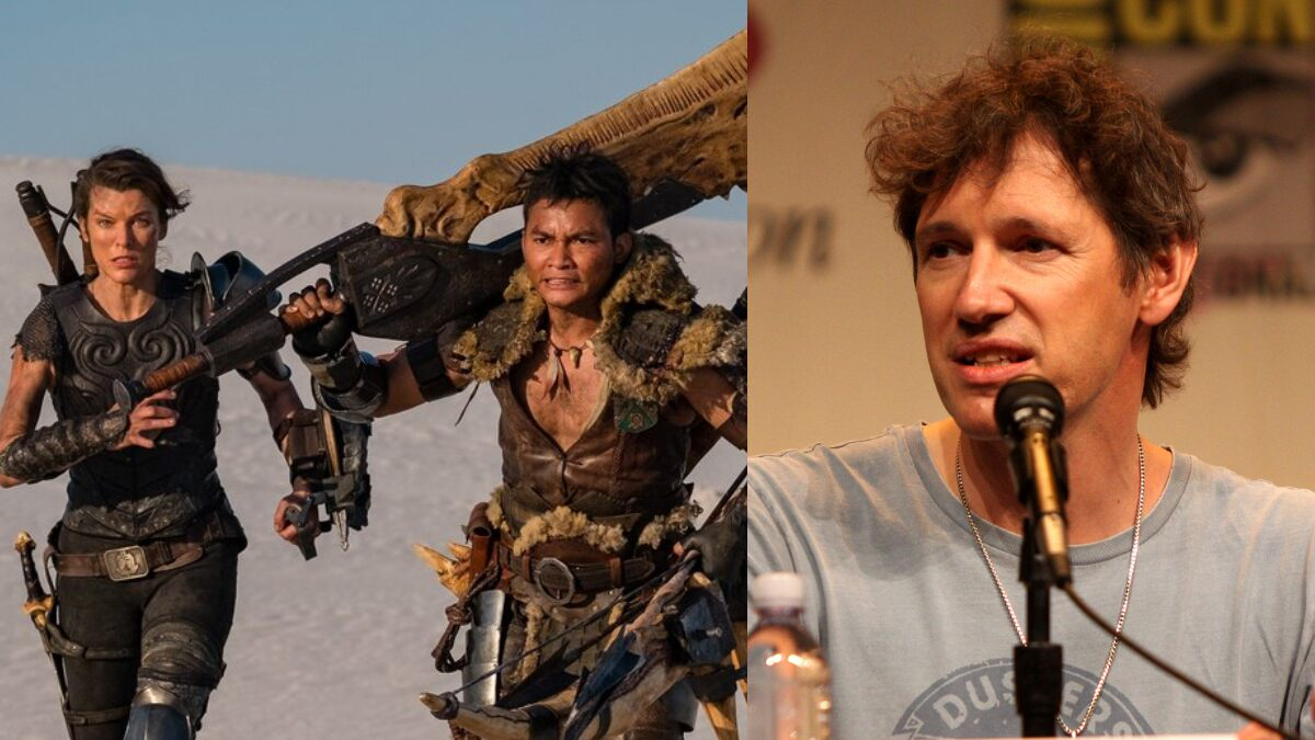 Monster Hunter Director Showed Rought Cuts to Animators of Original Video Game to Make Creatues Accurate on Screen