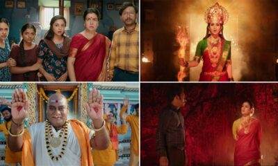 Mookuthi Amman Trailer: Lady Superstar Nayanthara As the Deity in This RJ Balaji's Massy Entertainer Looks Divine (Watch Video)
