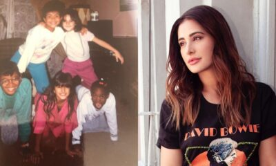 Nargis Fakhri Talks About Growing up Poor and Not Having Food to Eat as She Shares a Childhood Pic