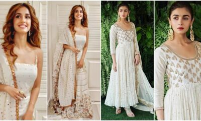 Navratri 2020 Day 3 Colour White: Disha Patani or Alia Bhatt - Whose Outfit Will You Like to Own?