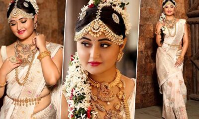 Navratri 2020 Day 3 Colour White: Rashami Desai Looks Like An Apsara In Her Recent Traditional Avatar (View Pics)