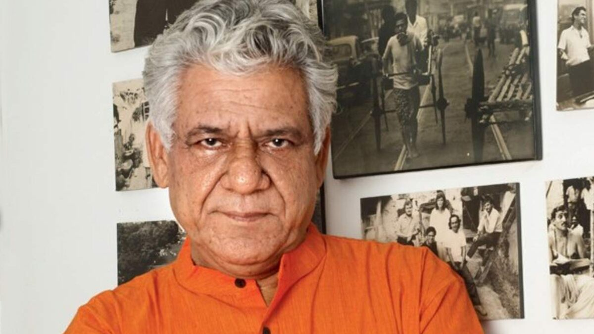 Om Puri Birth Anniversary: Netizens Remember the Versatile and Legendary Actor By Sharing his Throwback Pictures