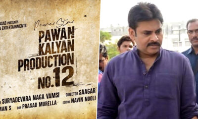 Power Star Pawan Kalyan Announces About His New Film With Saagar K Chandra On The Occasion Of Dussehra 2020! (Watch Video)