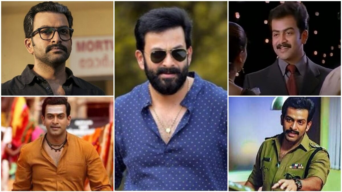 Prithviraj Sukumaran Birthday Special: 7 Movies Where the Dashing Malayalam Star Impressed Us in Shades of Grey!