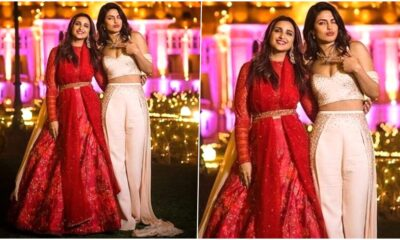 Priyanka 'Mimi' Chopra Has a Glamourous Birthday Wish for Sister Parineeti 'Tisha' Chopra (See Pic)