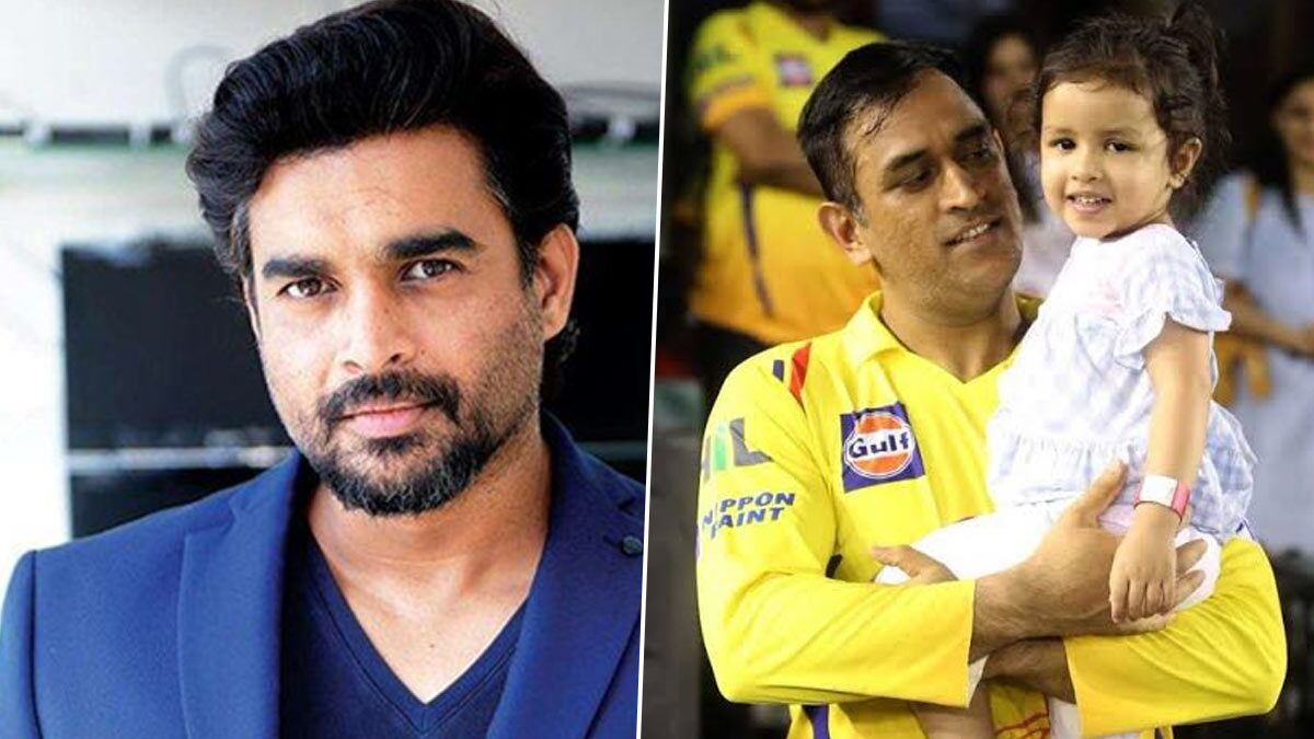 R Madhavan Lauds Police for Detaining the Teen Who Threatened MS Dhoni's Daughter Ziva on Social Media (Read Tweet)