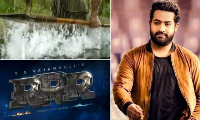 RRR Makers Share A Glimpse Of Jr NTR As Bheem Ahead Of Releasing The Actor's First Look On October 22! (Watch Video)