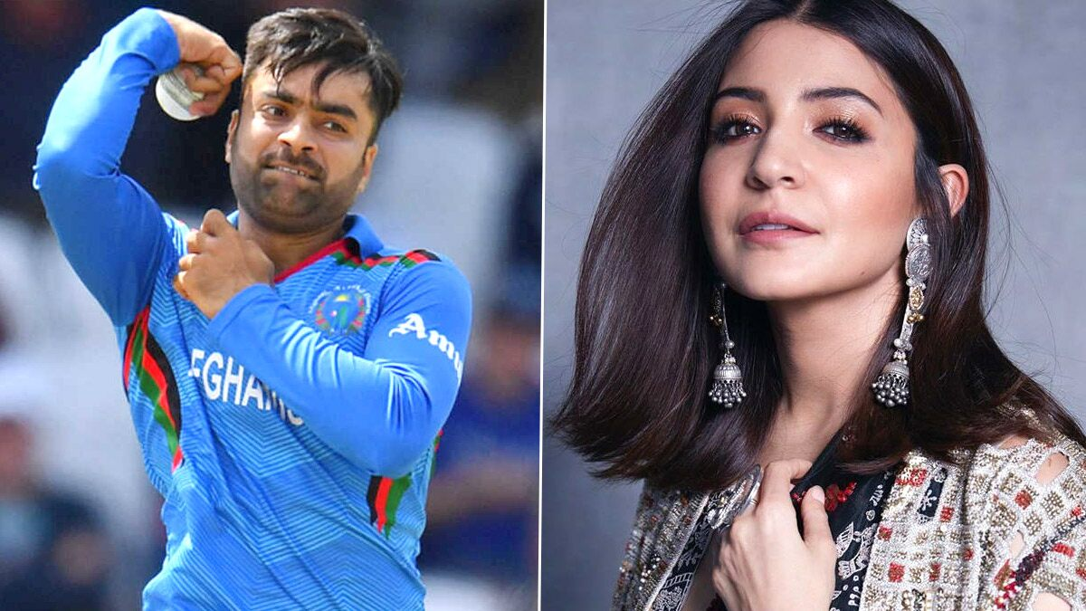 'Rashid Khan's Wife' Google Search Leads To 'Anushka Sharma,' Here's Why!