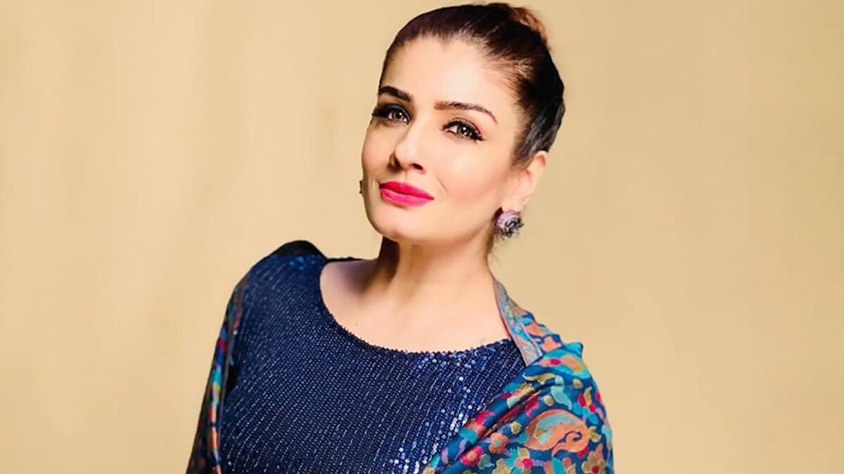 Raveena Tandon To Resume Shooting For The Untitled Web Series In Dalhousie