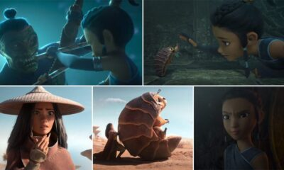Raya and the Last Dragon Teaser Trailer: Kelly Marie Tran's Pet Armadillo Steals the Show (Watch Video)