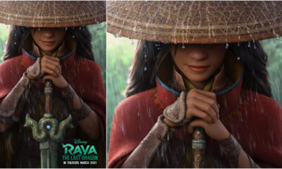Raya and the Last Dragon Trailer to Debut Tomorrow, First Poster of Awkwafina and Cassie Steele's Animated Films Looks Great