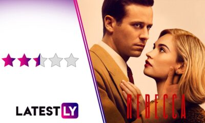 Rebecca Movie Review: Lily James, Armie Hammer's Netflix Film Doesn't Go Beyond Being a Decent Remake of the Alfred Hitchcock Classic