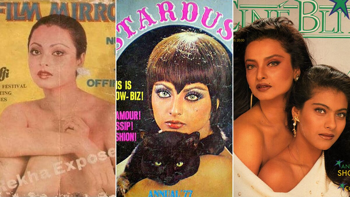Rekha Birthday Special: 5 Magazine Covers Of The Actress That Are Bold And Beautiful (View Pics)