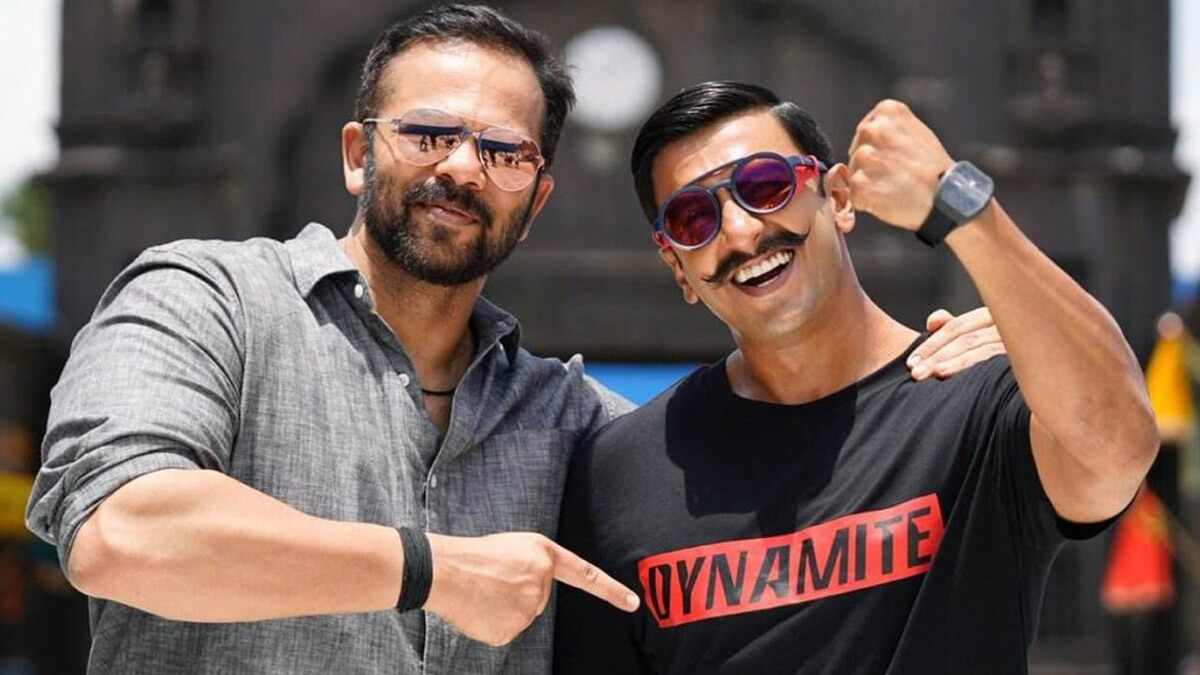 Rohit Shetty Introduces the Animated Avatar of Ranveer Singh's Simmba (Watch Video)