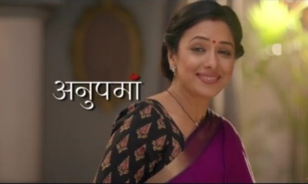 Rupali Ganguly Is Overwhelmed After Anupamaa Tops the TRP Charts, Says 'Divine Power Has Blessed This Show'