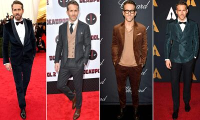 Ryan Reynolds Birthday Special: Being Charismatic Comes Naturally to Him (View Pics)