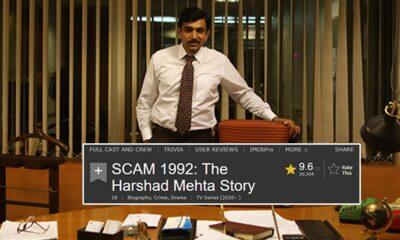 SCAM 1992: The Harshad Mehta Story Is Currently #1 Show In The World With 9.6 IMDb Rating; Hansal Mehta Show Dethrones Breaking Bad and Chernobyl to Take the Top Spot