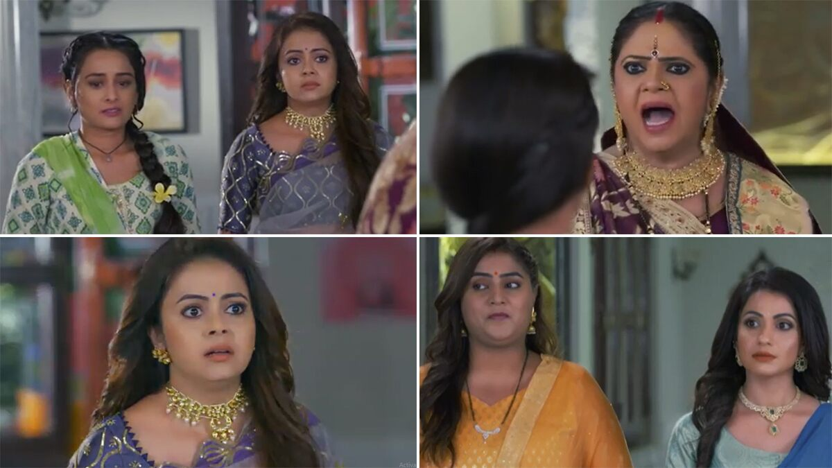 Saath Nibhaana Saathiya 2 Promo: Kokila Says 'Rasode Mein Kaun Tha?' Once Again, Questions Gopi and Gehna About 'Anda' in the Prasad (Watch Video)