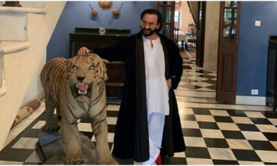 Saif Ali Khan Did Not Have to Buy Back Pataudi Palace, Says 'I Wrapped up the Lease, Paid-up and Took Possession of Our Home Again'