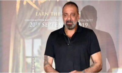 Sanjay Dutt Wins Battle Against Cancer, Writes a Note of Gratitude for Medical Staff and Fans