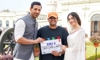 Satyameva Jayate 2: John Abraham, Divya Khosla Kumar Begin Shooting For Milap Javeri's Next In Lucknow (See Pic)