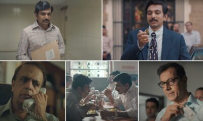 Scam 1992 Trailer: Hansal Mehta's Web Series Based On Indian Stockbroker Harshad Mehta To Premiere On SonyLIV On October 9 (Watch Video)
