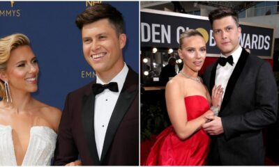 Scarlett Johansson - Colin Jost Wedding: 10 Pictures that Make You Aware of their Beautiful Relationship