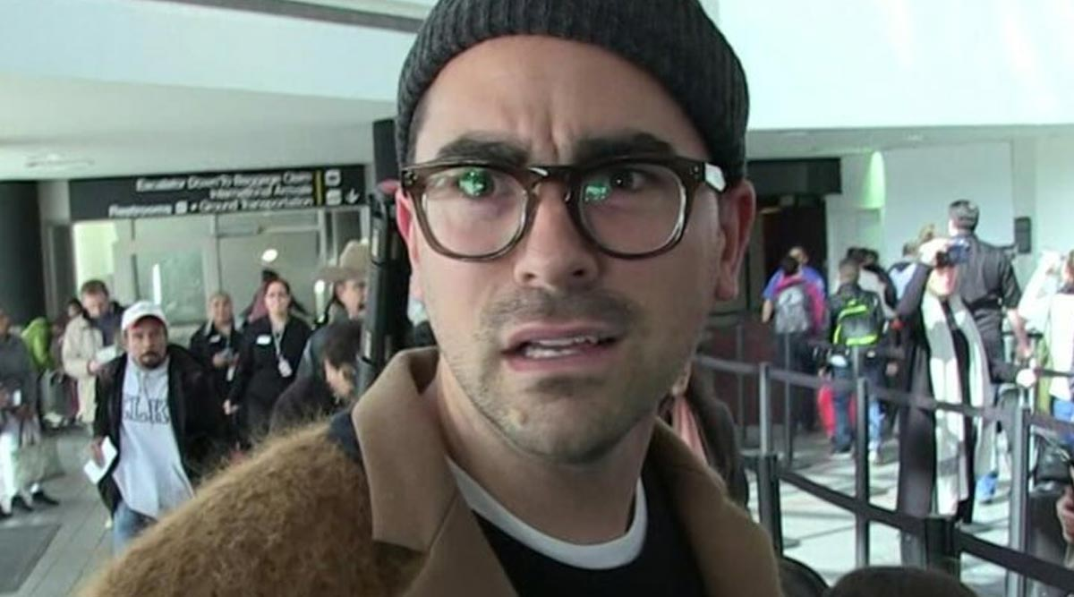 Schitt's Creek Actor Dan Levy Slams Comedy Central India for Censoring a Gay Kissing Scene