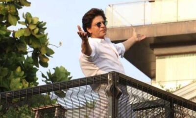 Shah Rukh Khan's Response to Follower Who Asked Him When He's Selling Mannat Will Win Your Heart