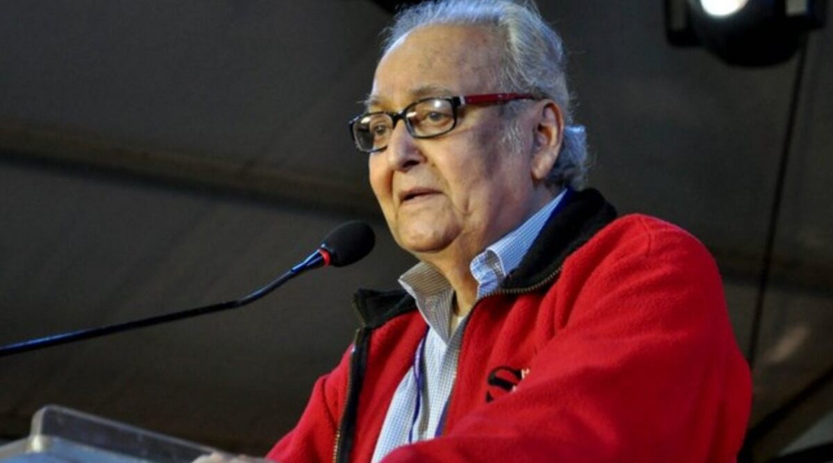 Soumitra Chatterjee's Health Condition Worsens, Veteran Bengali Actor Shifted To ICU