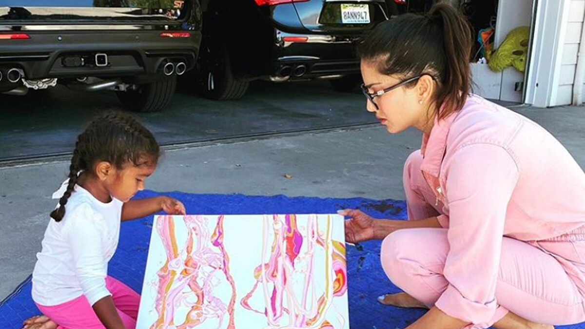 Sunny Leone Pens Heartwarming Note for Daughter Nisha on Her 5th Birthday (View Post)