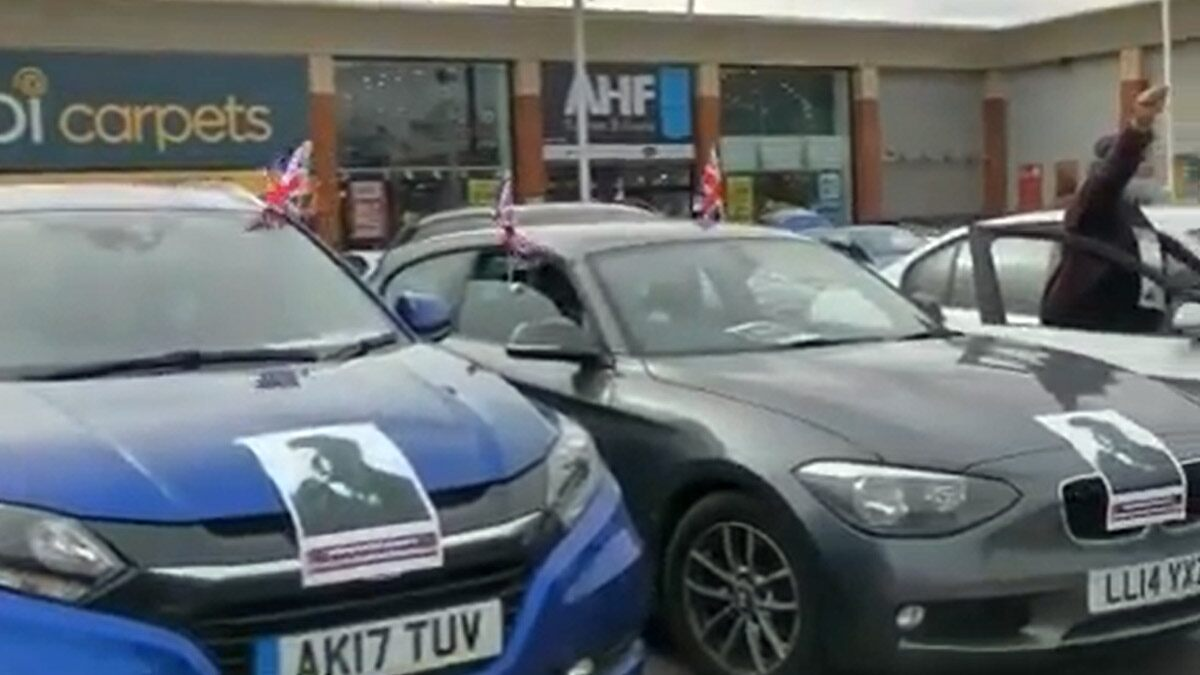 Sushant Singh Rajput's Sister Shweta Singh Kirti Shares Videos of UK Car Rally Expressing Solidarity for the Late Actor