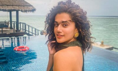 Taapsee Pannu Is Back to Work After Her 'Rejuvenated' Maldives Vacation