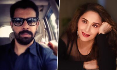Taish Director Bejoy Nambiar To Helm Madhuri Dixit Nene's Web Debut!
