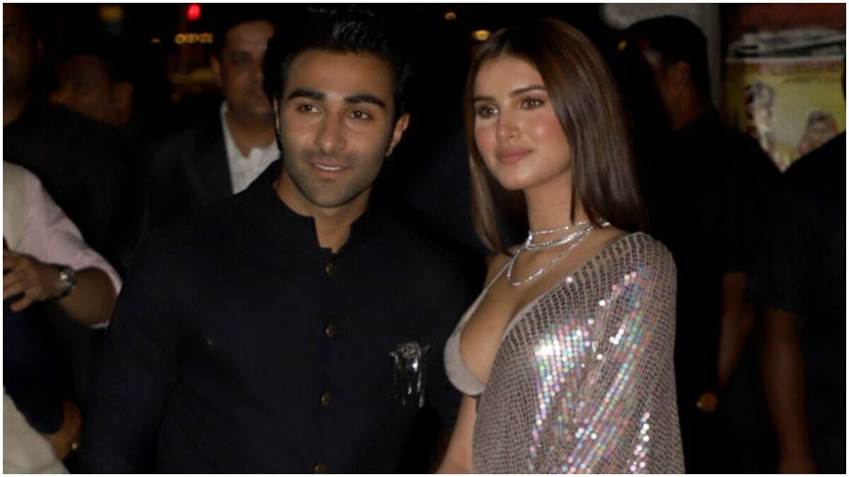 Tara Sutaria and Boyfriend Aadar Jain are Reportedly Planning to Settle Down!