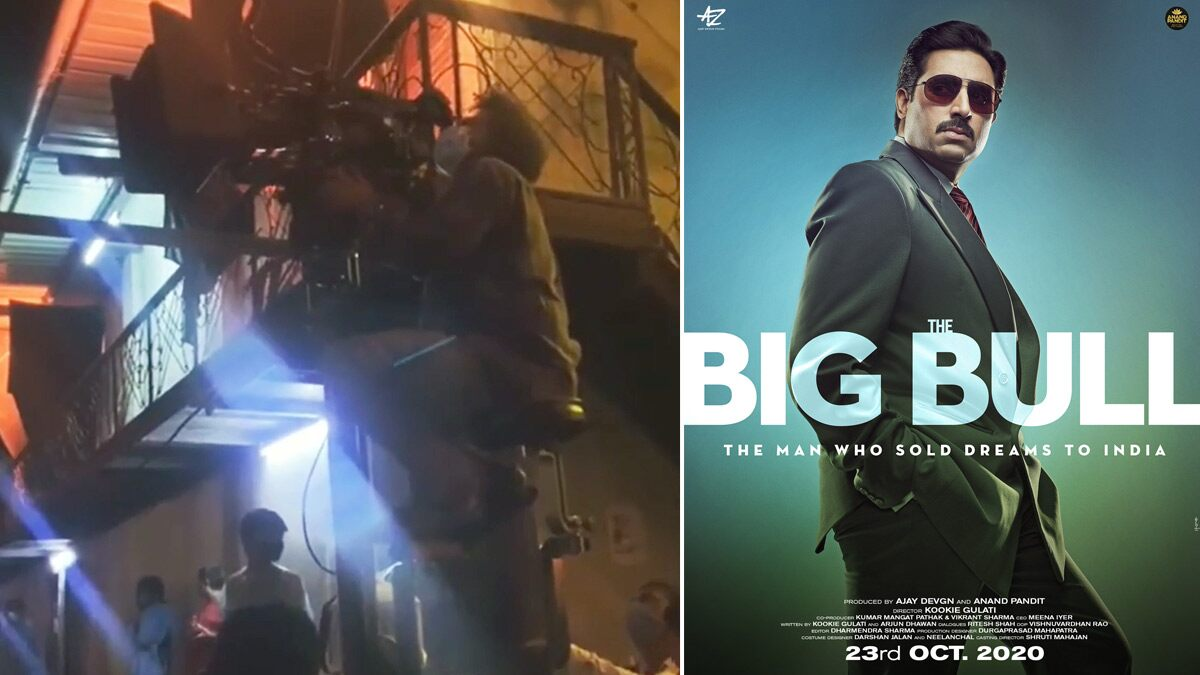 The Big Bull: Sohum Shah Resumes Shoot for Abhishek Bachchan Starrer, Says It Is the Same Set Where Tummbad Was Shot (View Post