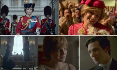 The Crown Season 4 Teaser On Netflix Gives A Glimpse Of Princess Diana And Prince Charles' 'Fairytale Journey' (Watch Video)