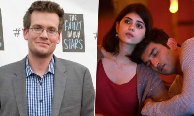 The Fault in Our Stars Author John Green Can't Stop Praising Sanjana Sanghi's 'Magnificent' Performance in SSR's Dil Bechara