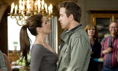 The Lost City of D: Sandra Bullock Reuniting With Ryan Reynolds For a Rom-Com