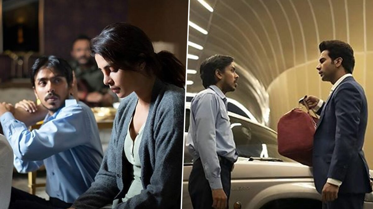 The White Tiger First Look: Priyanka Chopra and Rajkummar Rao's Stills From The Netflix Film Have Already Piqued Our Interest! (View Pics)