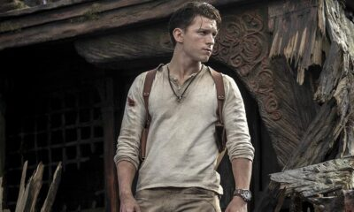 Uncharted: Tom Holland Unveils his First Look as Nate and Well, It's Nice to Meet Him