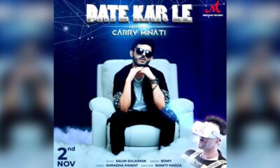YouTube Sensation Ajey Nagar AKA Carry Minati to Feature in Salim-Sulaiman Song 'Date Kar Le' (Read Tweet)