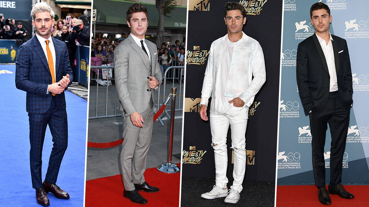 Zac Efron Birthday Special: His Red Carpet Attempts are Cute and Dapper, All Rolled Into One (View Pics)