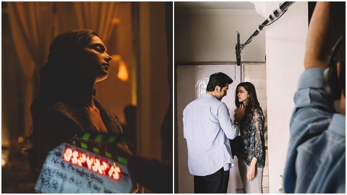 5 Years of Tamasha: Deepika Padukone Shares BTS Pictures With Ranbir Kapoor