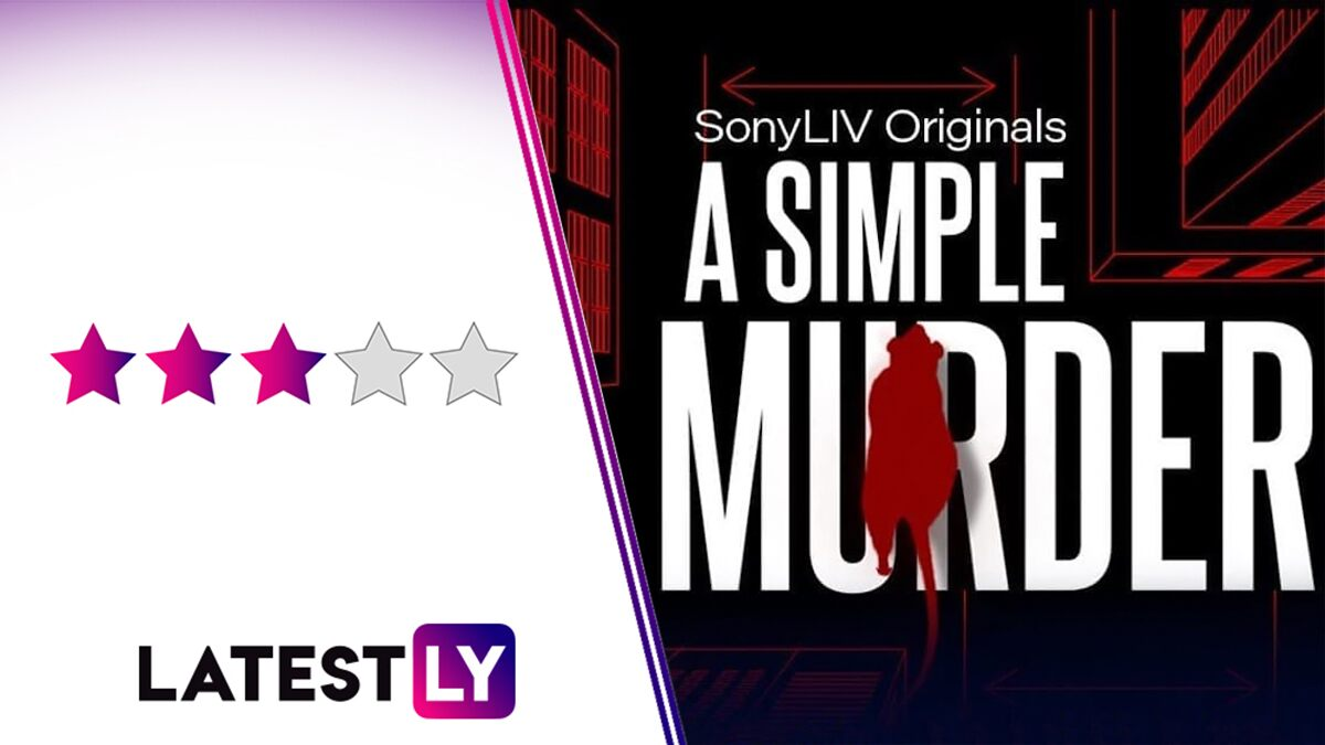 A Simple Murder Review: Dark Humour Rules in Mohammed Zeeshan Ayyub-Priya Anand's Web Series With Terrific Turns From Sushant Singh and Amit Sial!