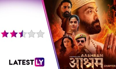 Aashram Chapter 2 Review: The Exploits of Bobby Deol's Baba Nirala Still Engage, but the Series Fails to Live Up to Its True Potential